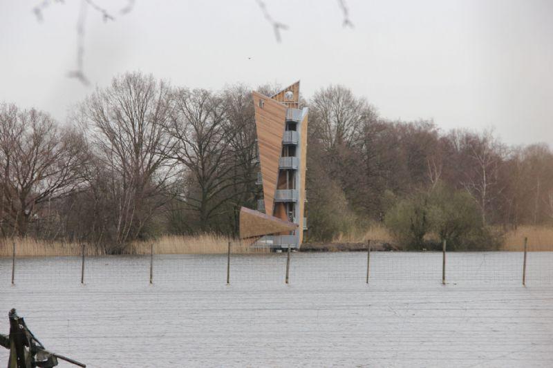 Uitkijktoren Wijvenheide Zonhoven (Delobelle)