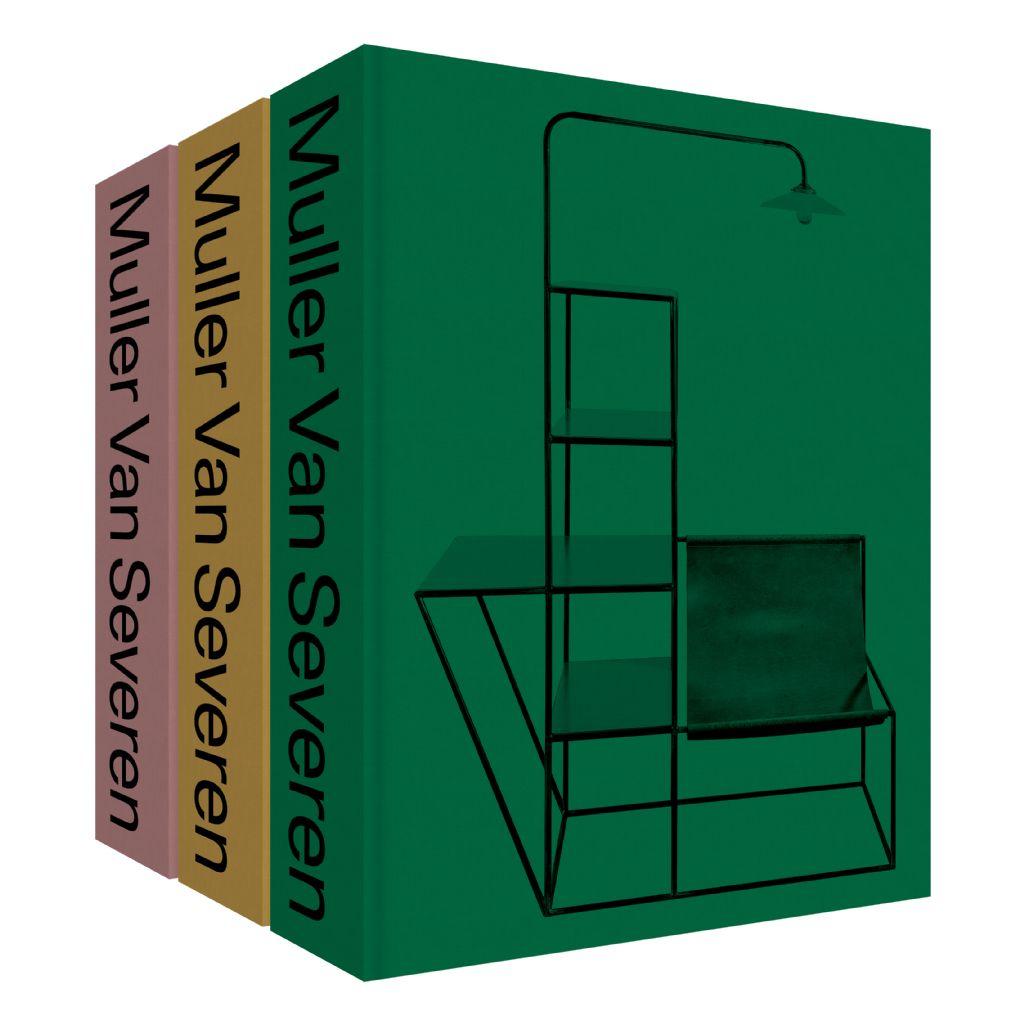 Muller Van Severen viert tiende verjaardag met nieuw boek en tentoonstelling (WIN een exemplaar)
