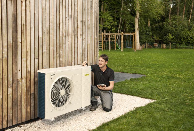 Rotex présente à Batibouw une nouvelle pompe à chaleur tout-en-un compacte