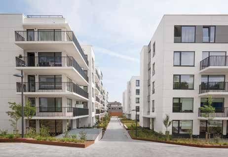 B House krijgt eigen karakter dankzij strakke terrassen