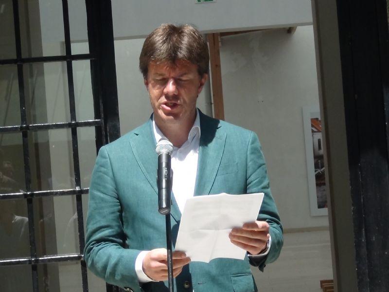 Sven Gatz.