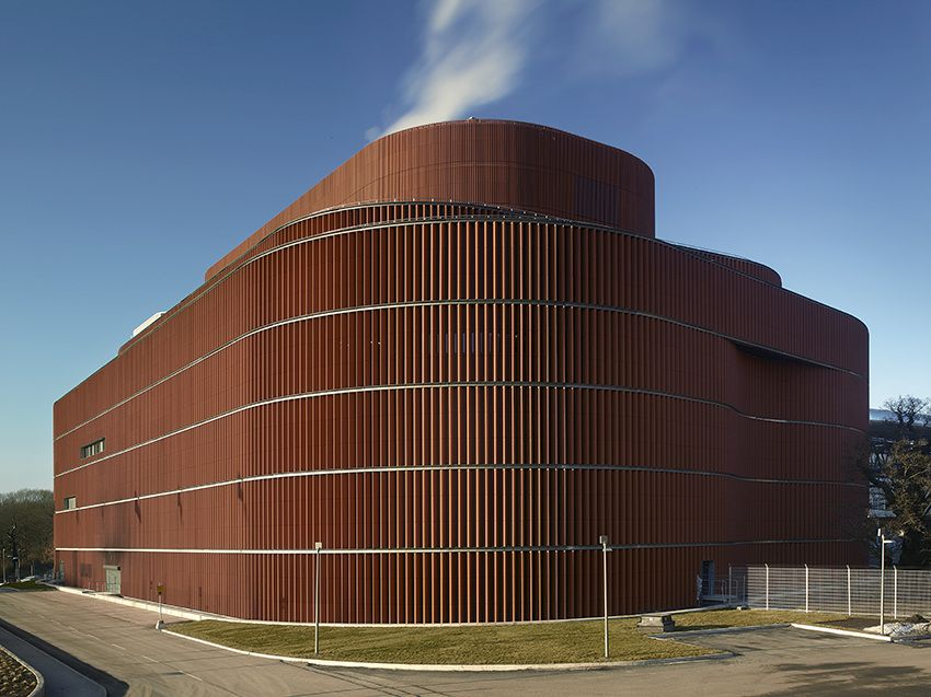 Category Winner Building outside the box: Värtan Bioenergy CHP Plant - Architect U.D. Urban Design AB, Sweden & Gottlieb Paludan Architects, Denmark