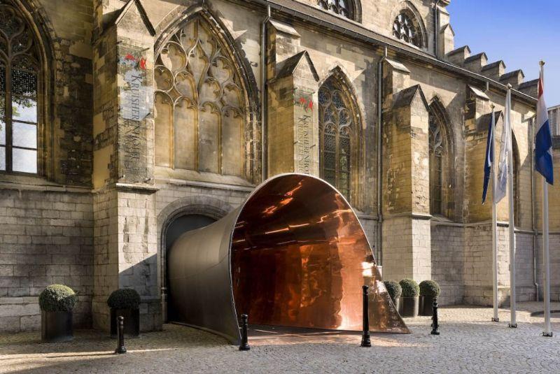 Kruisherenhotel in Maastricht: waar de tijd (bijna) bleef stilstaan