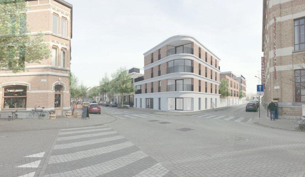 Ontwikkeling Kraankindersstraat, Gent