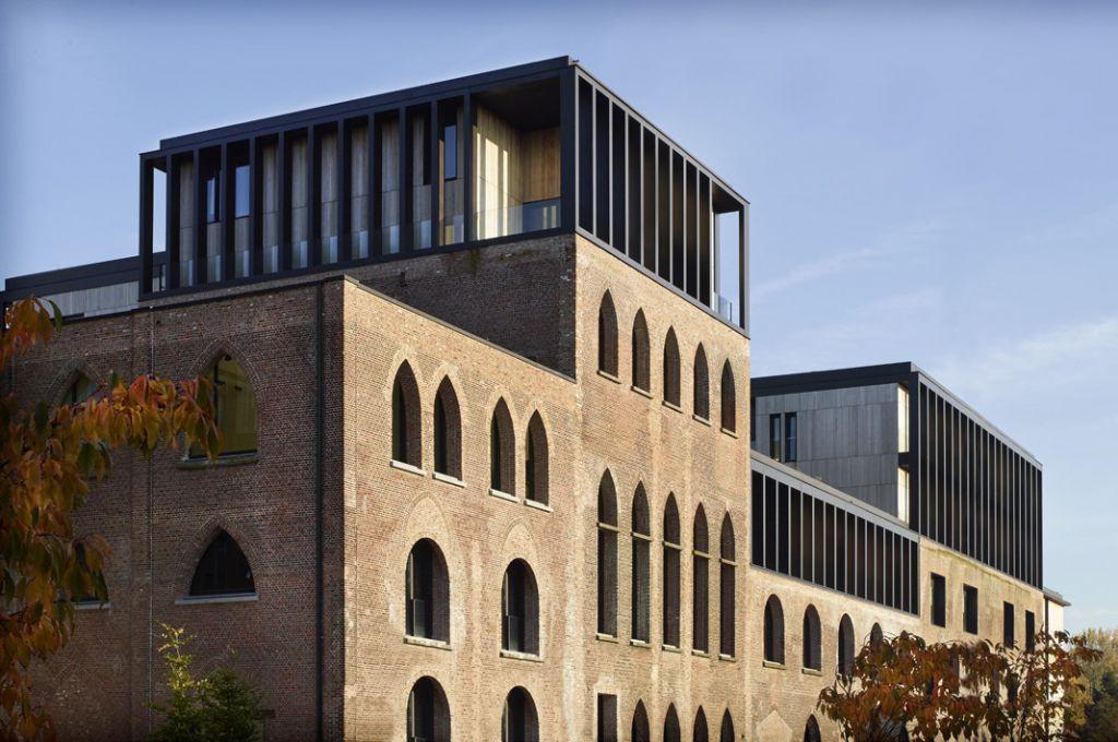 Staalbouwwedstrijd 2016: Coussée & Goris architecten laureaat residentiële gebouwen