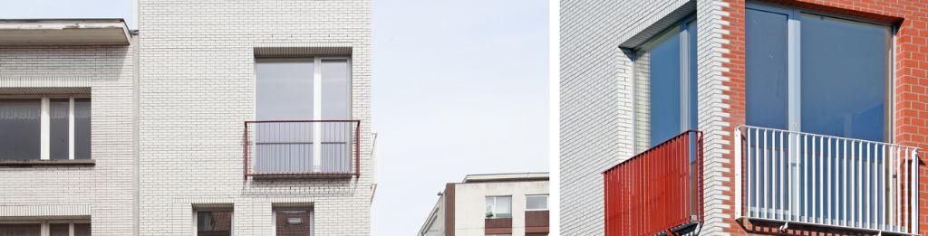 Inbreiding bij eengezinswoningen - Architecten Broekx-Schiepers