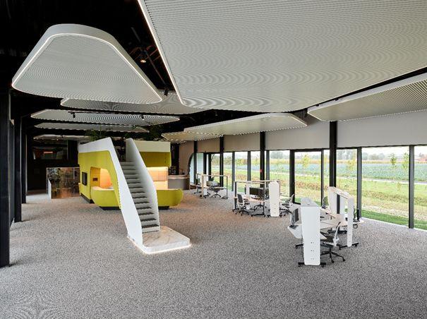 Goddeeris HQ - Roeselare (ontwerp: Bhoom & DDMarchitectuur)