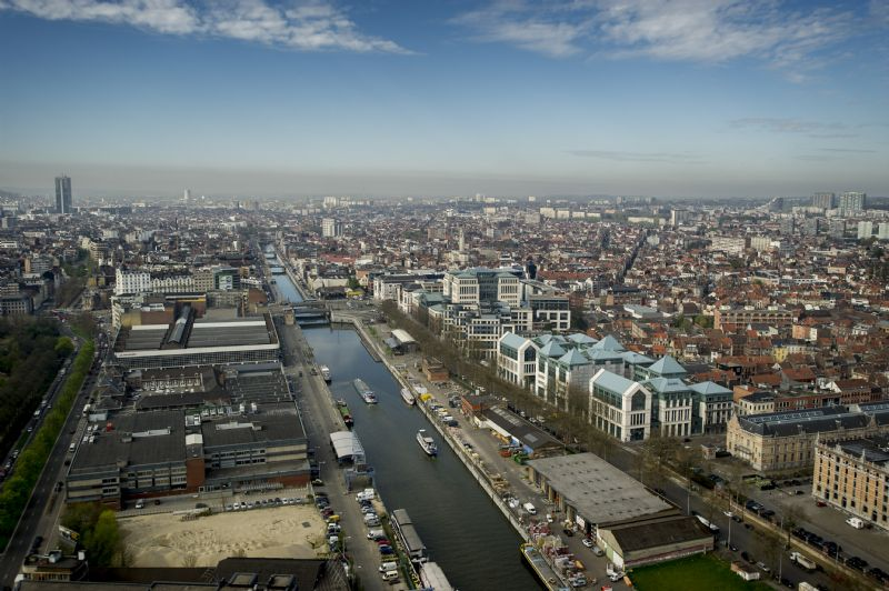 Aanwerving van 8 medewerkers voor de uitvoering van het Kanaalplan in Brussel Hoofdstedelijk Gewest