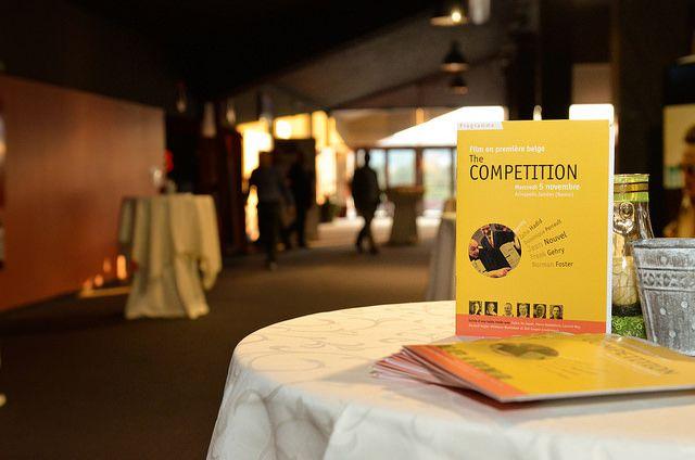 Beau succès pour la première belge de The Competition à Namur