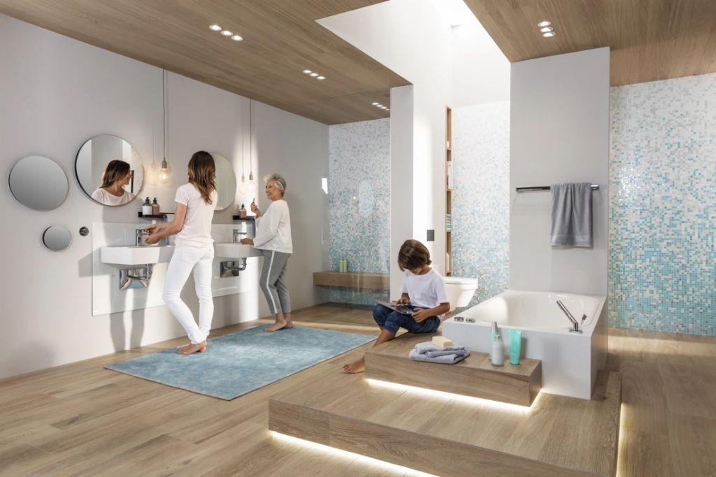 Le numéro BIS de VIEGA : la salle de bains tout confort