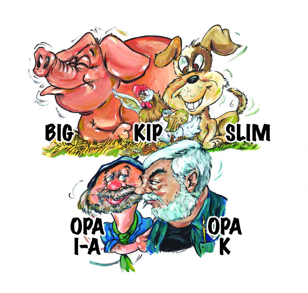 Steen & Been: Bigkipslim