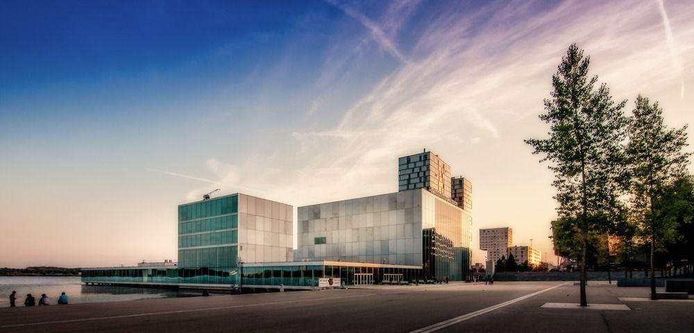 Kunstlinie Almere Flevoland (KAF), par SANAA.