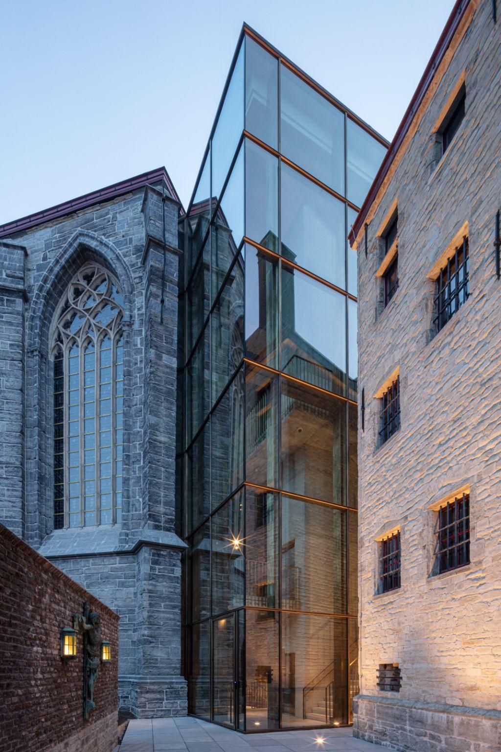 Nieuw bezoekerscentrum versterkt beleving Gentse Sint-Baafskathedraal en pronkstuk Lam Gods (Bressers Erfgoed)