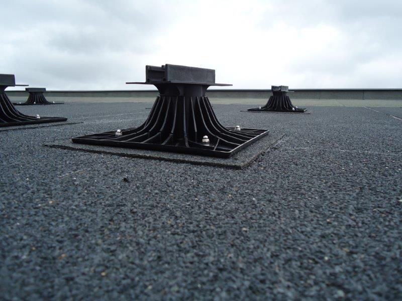 """Freddy Coninx: """"De krachten die inwerken op het dak worden voortaan veel beter opgevangen, waardoor de levensduur enorm is toegenomen."""""""