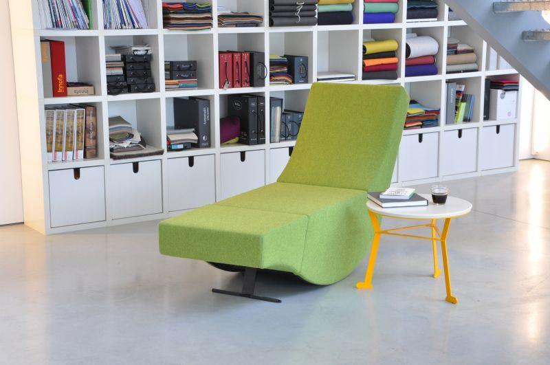 Modulaire bank geeft nieuwe dimensie aan ontspannen op kantoor