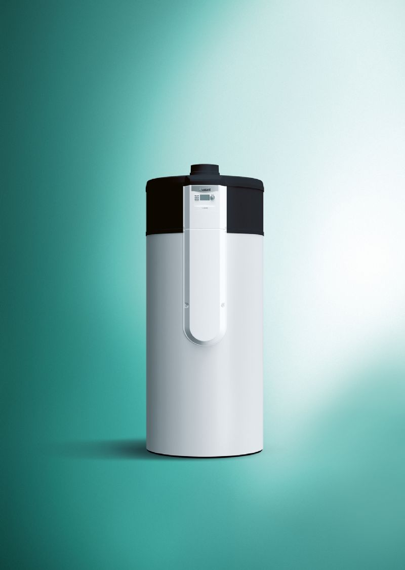 De aroSTOR VWL 290 warmtepompboiler.