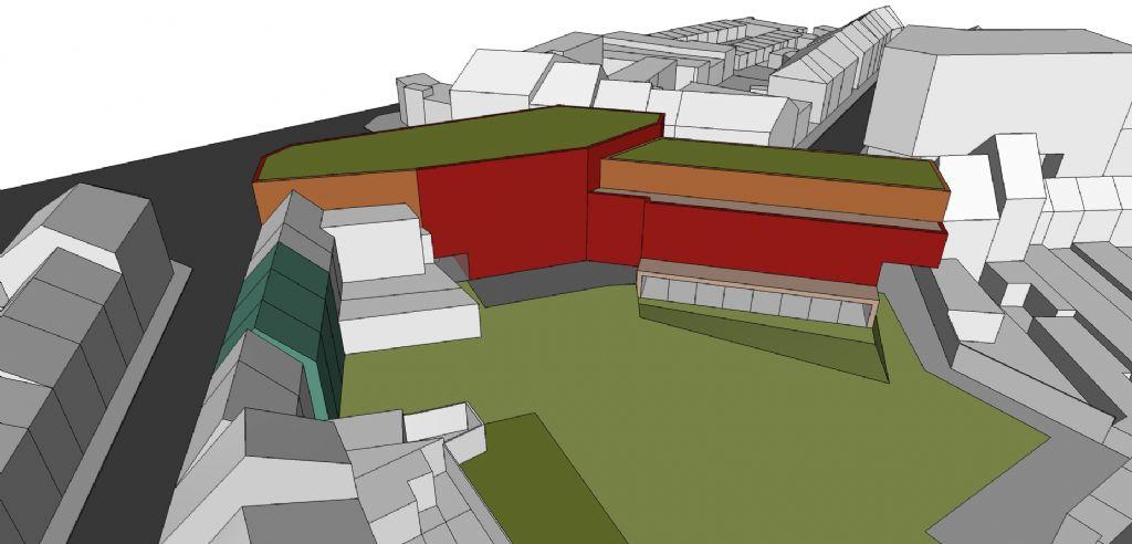 Net niet: Cohousing Kortrijk (DAM Architecten)