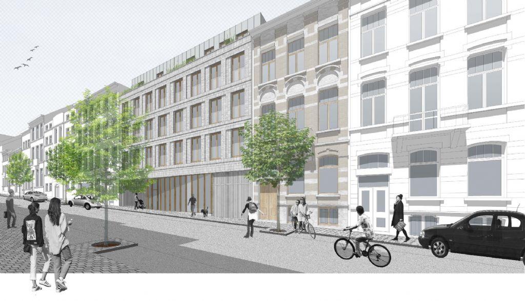 Permis d'urbanisme accordé pour le projet Hôtel des Monnaies