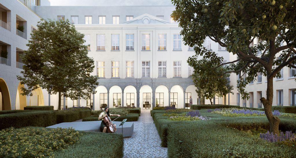 Residentie De Dams, Antwerpen