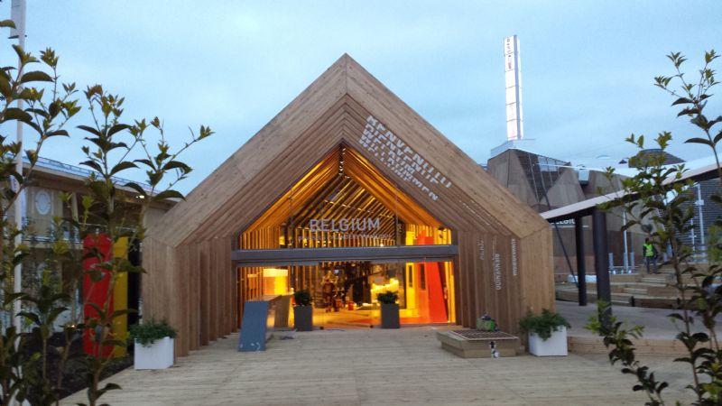 Terugblik: architecturale (hout)pareltjesop Expo Milaan