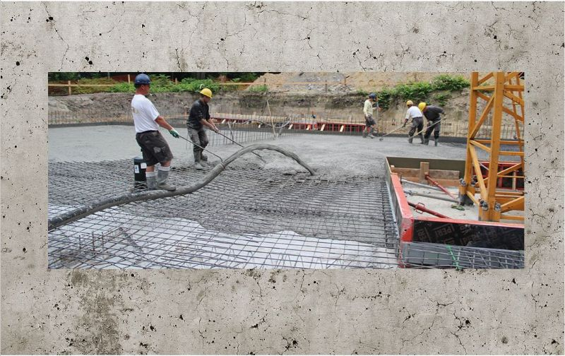 Avantages des bétons innovants sur le chantier