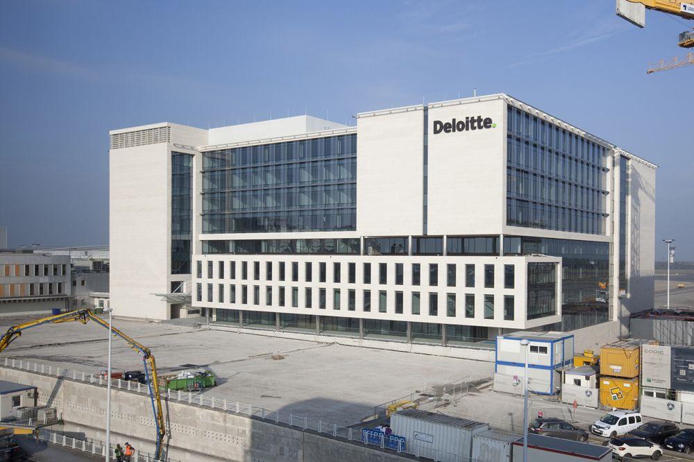 Une rénovation-extension qui donne des ailes à Deloitte