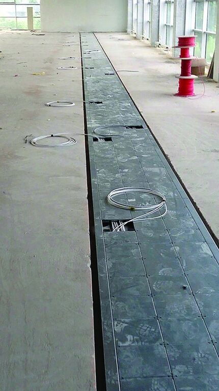 Soluflex-vloersysteem