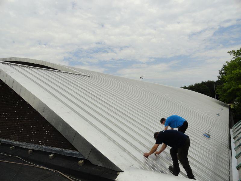 Elk dak in de juiste plooi met Kalzip