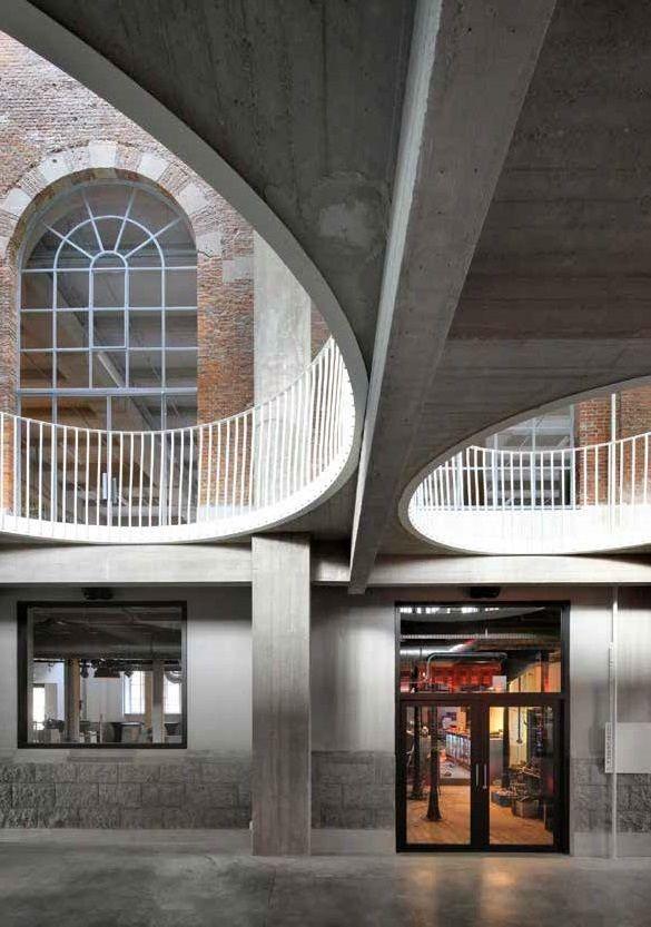 Als gegoten: op stap in Leuven langs betonarchitectuur
