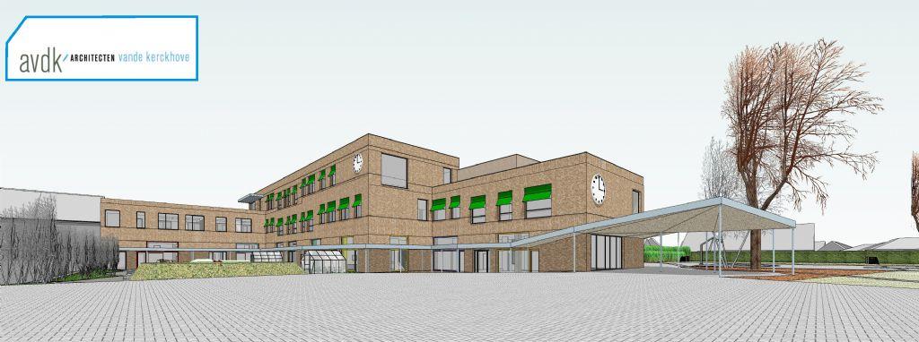 Nieuwe BEN-school in Harelbeke
