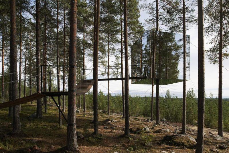 5. Tree Hotel / Tham & Videgard Arkitekter