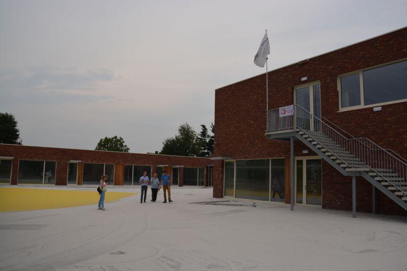 De campus beschikt nu over opvang voor drie types kinderen met leerstoornissen.
