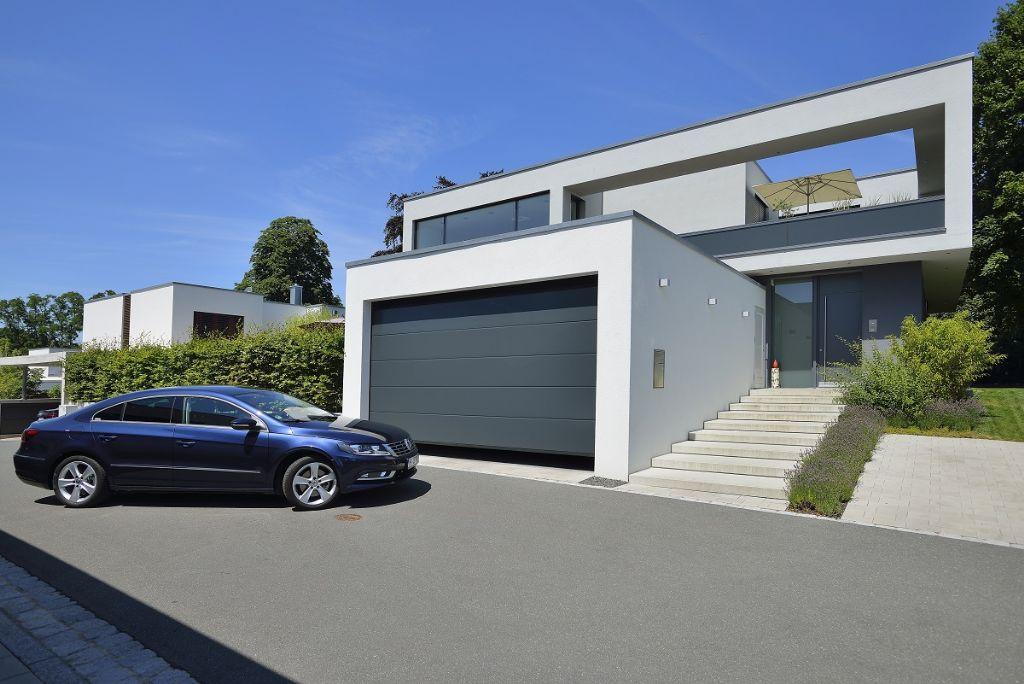 Hörmann stelt garagepoort met ongeziene warmte-isolatie voor