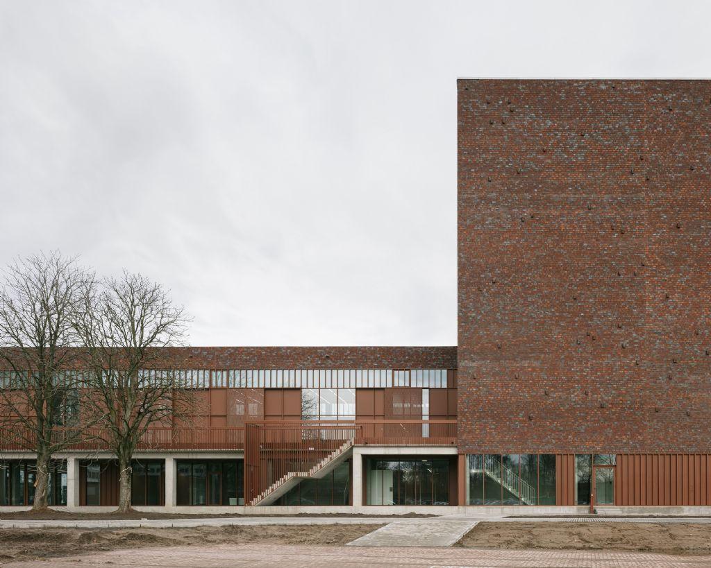 Grote aandacht voor duurzaamheid in nieuw schoolgebouw PXL-MAD
