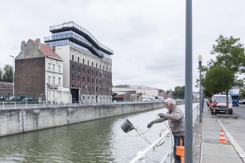 Project COOP van BOGDAN & VAN BROECK genomineerd voor International Urban Project Award 2020