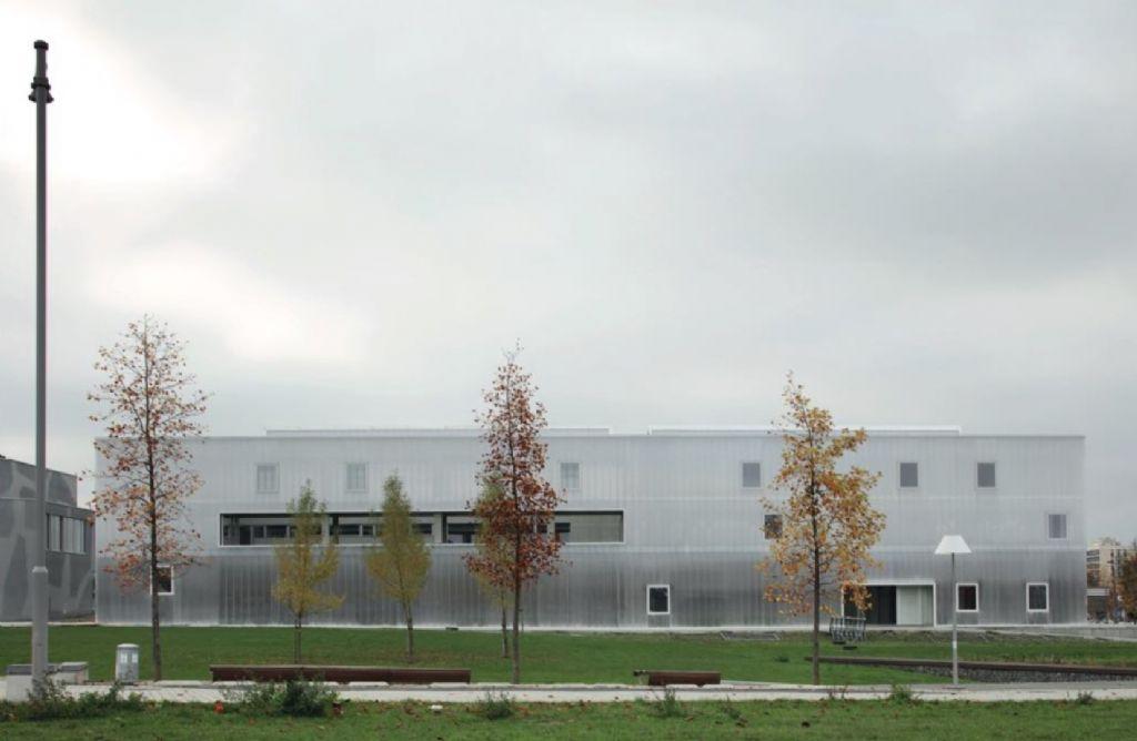 Lauréate dans la catégorie Oeuvre architecturale : Laure Bertrand