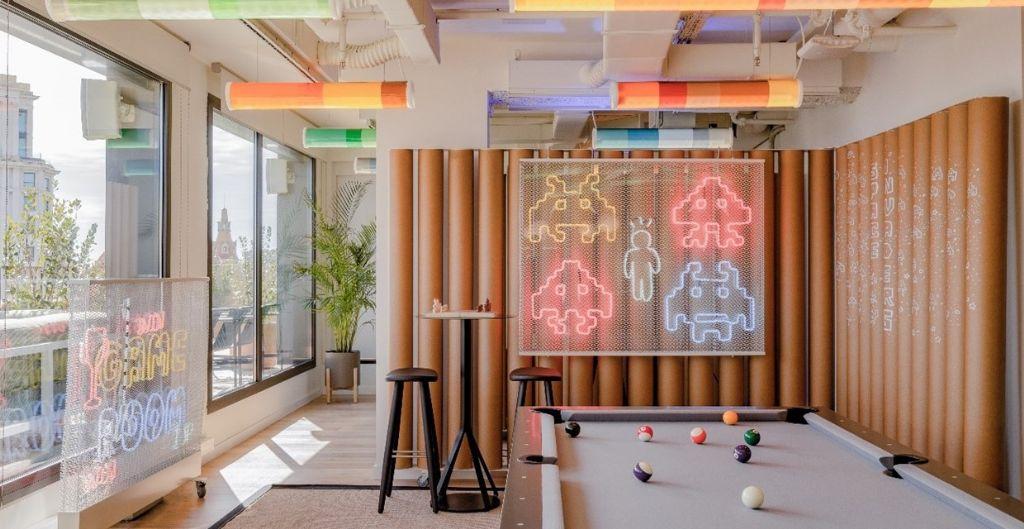 Xcelirate in Barcelona van Lagranja Design: All Fun and Some Work