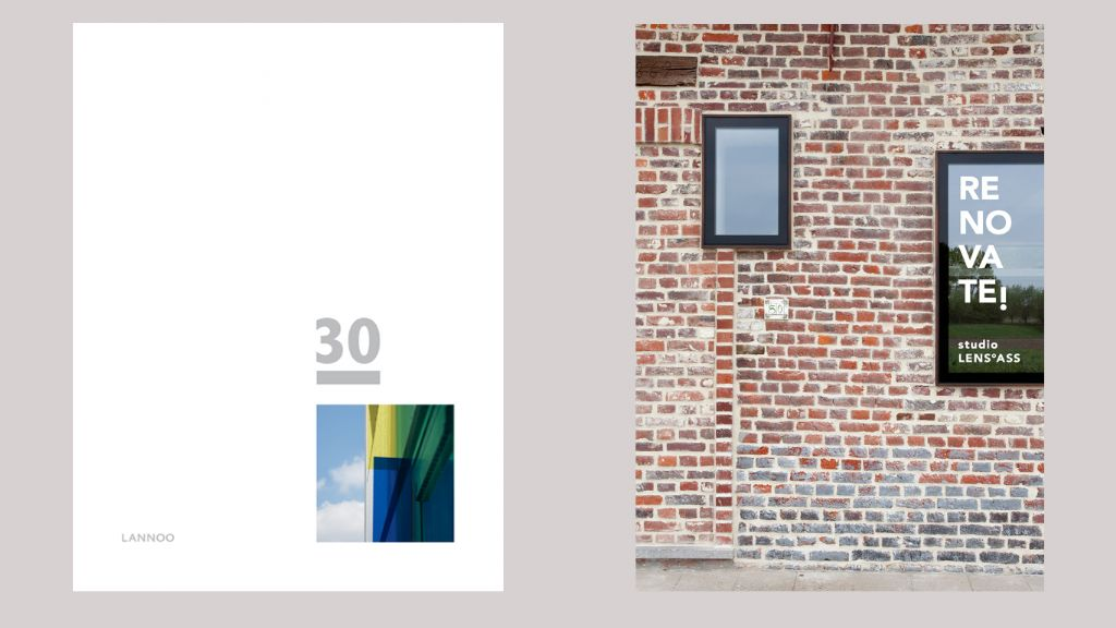 Recensie (Filip Canfyn): 30 – Atelier MA+P & RENOVATE!