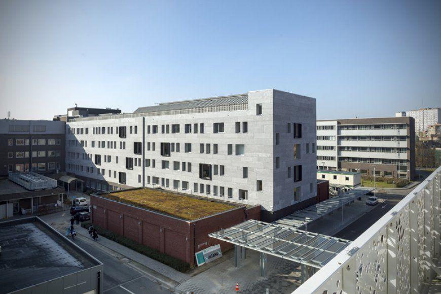 Renovatie van Blok G van AZ Sint-Lukas in Gent