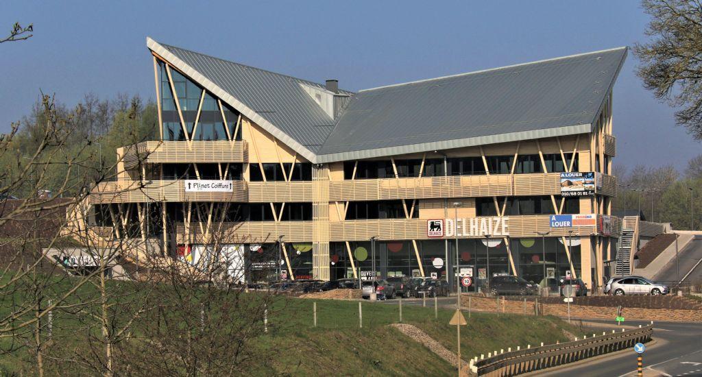 A Chaumont-Gistoux, le Business Village se veut respectueux de l'environnement
