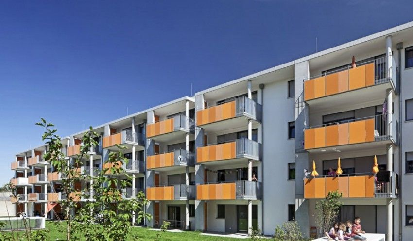EQUITONE panelen te gebruiken als balkonplaat
