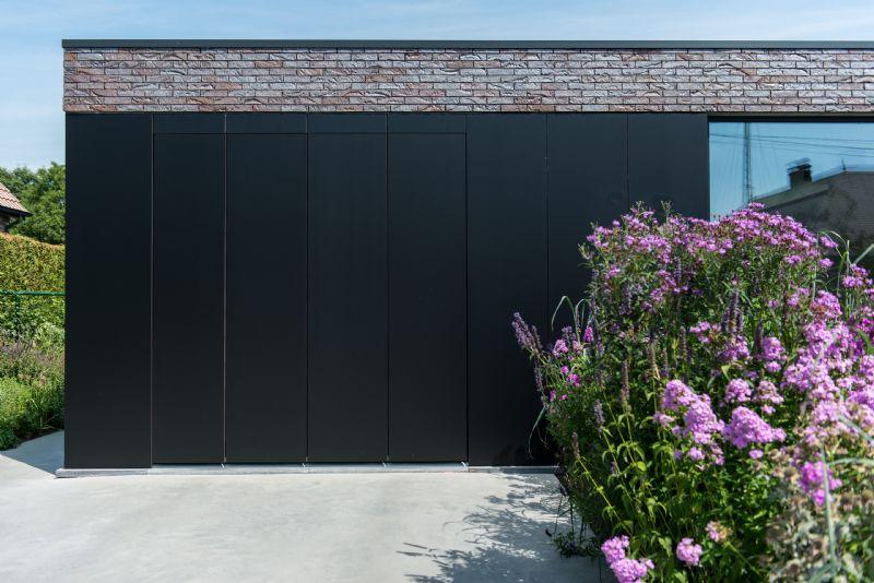 Stam Architecten –Coby Manders en Julie Delanoye: Vrijstaande woning, nieuwbouw in Antwerpen.