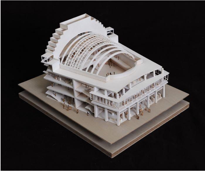 Robbrecht en Daem architecten mag Udarnik Contemporary Art Museum in Moskou ontwerpen