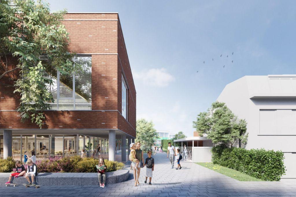 Archiles Architecten, OMGEVING en Van Roey geven nieuw gezicht aan De Stadsmus in Oudergem