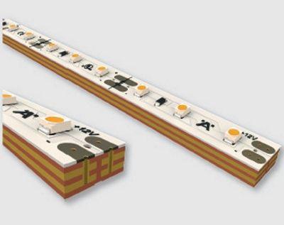 Loox-ledverlichtingssysteem: de vierde dimensie van het meubel