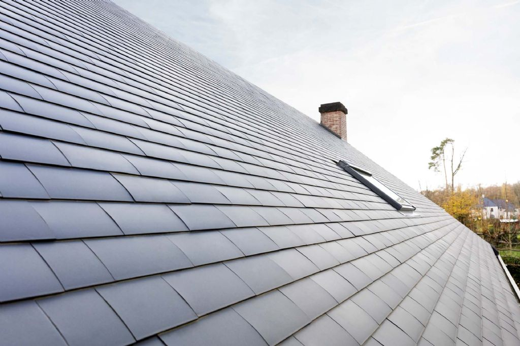 Bellus: de vervanger voor oude leien en dakpannen