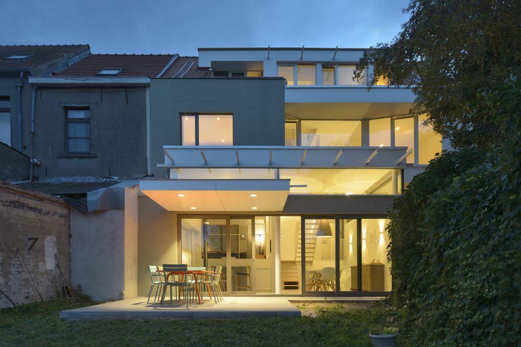 Habitation SAP25, proche de la Forêt de Soignes