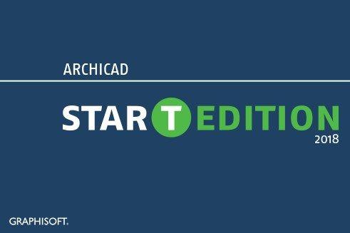 Nieuwste versie Archicad Start Edition gelanceerd