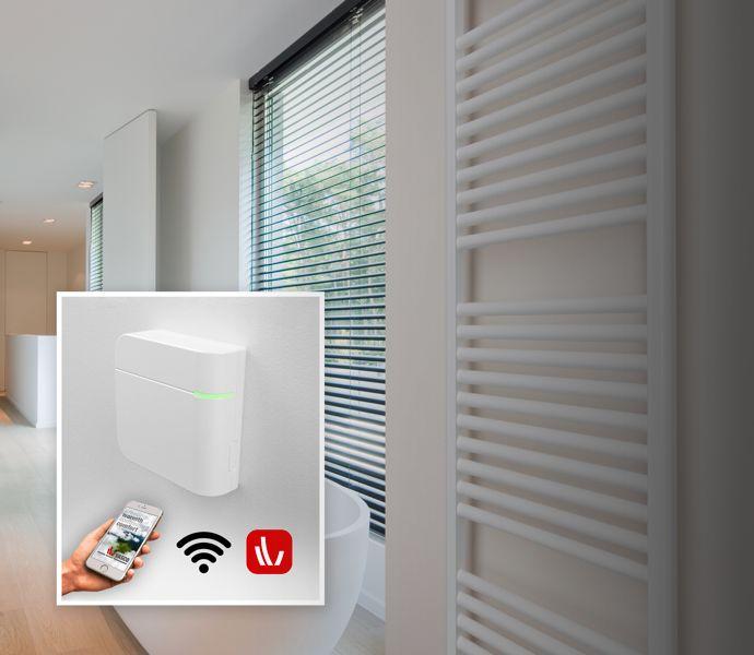 Belgen lopen warm voor elektrische designradiatoren