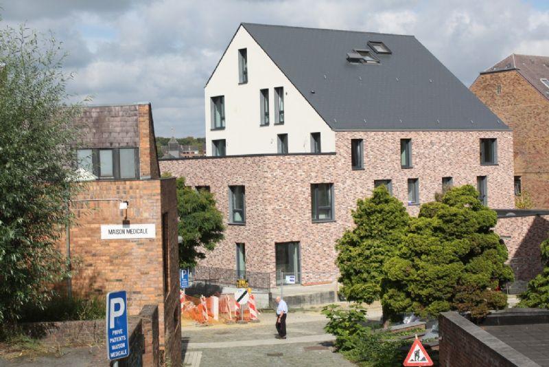 Recticel Insulation soutient le projet Côte-à-Côte à Louvain-la-Neuve